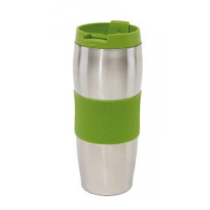LAIT nerezový termohrnček, 380 ml, zelená