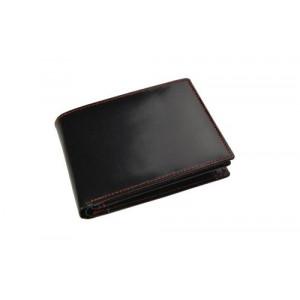 LAKIN kožená pánka peňaženka, červená