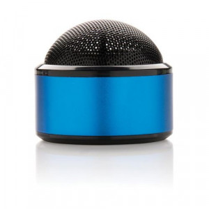 LOUDER bluetooth reproduktor, modrá
