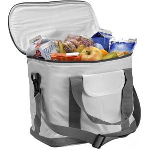 MORELLO nylonová chladiaca taška, biela