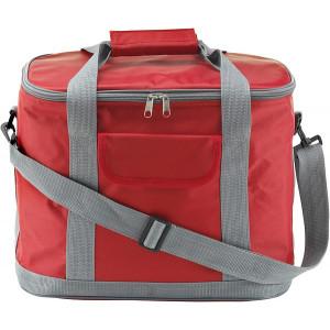 MORELLO nylonová chladiaca taška, červená