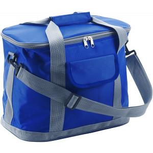 MORELLO nylonová chladiaca taška, modrá