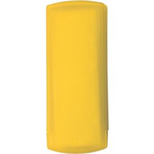 Náplasť v puzdre, 5 ks, žltá