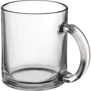 NAWINDI sklenený hrnček, 300 ml