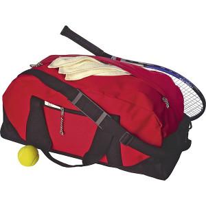OLYMPIC športová/cestovná taška, červená