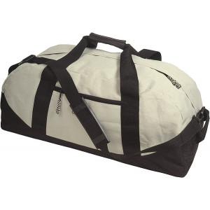 OLYMPIC športová/cestovná taška, svetlo sivá