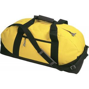 OLYMPIC športová/cestovná taška, žltá