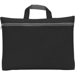OXIDO taška na dokumenty, čierna