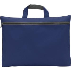 OXIDO taška na dokumenty, modrá