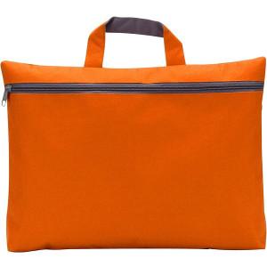 OXIDO taška na dokumenty, oranžová