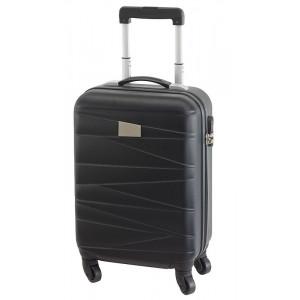 PADUNA cestovný kufor na 4 kolieskach, čierna