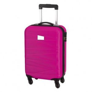 PADUNA cestovný kufor na 4 kolieskach, ružová