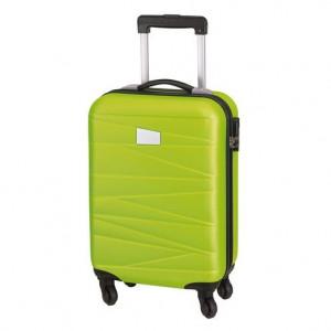 PADUNA cestovný kufor na 4 kolieskach, svetlo zelená