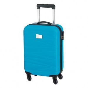 PADUNA cestovný kufor na 4 kolieskach, tyrkysová