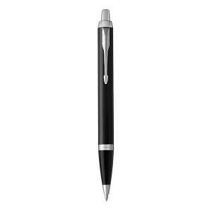 PARKER IM guličkové pero značkyParker (modrá n.), čierna