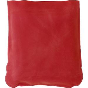 PENZA nafukovací cestovný vankúšik, červená