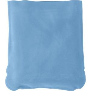 PENZA nafukovací cestovný vankúšik, svetlo modrá
