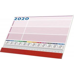 PÍSACIA PODLOŽKA UNIVERZAL 2020, červená