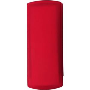 PLASTER náplasť v puzdre, 5 ks, červená