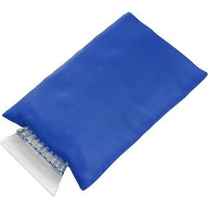 RACLE plastová autoškrabka, rukavica, modrá