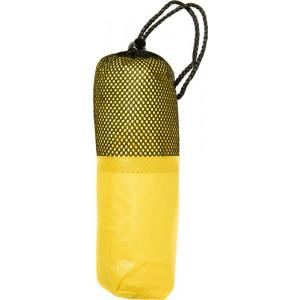 RAFAELO pončo pršiplášť, žltá
