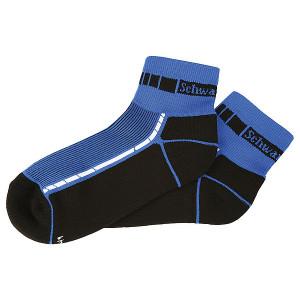 SCHWARZWOLF BIKE ponožky, modrá, veľkosť 36-38