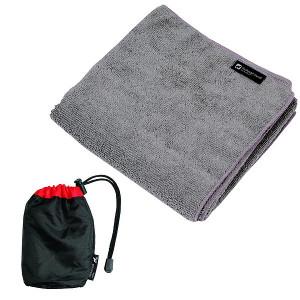 SCHWARZWOLF LOBOS outdoorový uterák, 42x83 cm