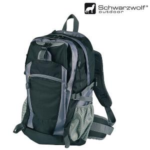 SCHWARZWOLF MATTERHORN turistický batoh, čierna