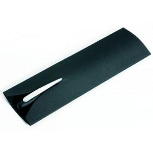 SIMONA papierové puzdro na 1 pero, čierna