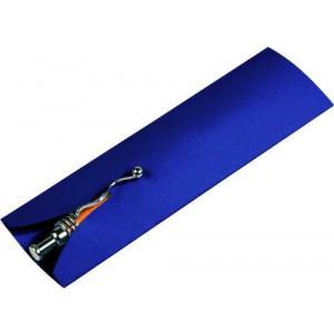 SIMONA papierové puzdro na 1 pero, kráľovsky modrá