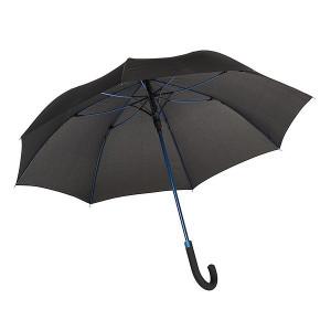 TELAMON automatický dáždnik, čierna/modrá