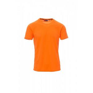 Tričko PAYPER RUNNER fluo oranžová L