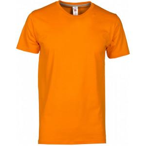 Tričko PAYPER SUNRISE oranžová 5XL