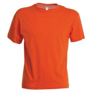 Tričko PAYPER SUNRISE oranžová XS