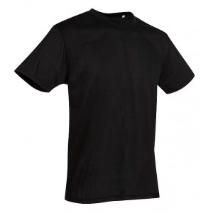 Tričko STEDMAN ACTIVE COTTON TOUCH MEN čierna XL