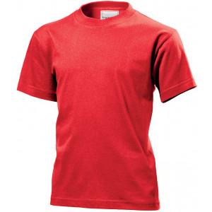 Tričko STEDMAN CLASSIC JUNIOR červená L