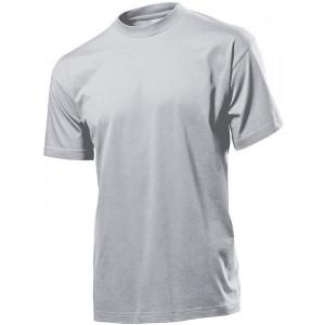 Tričko STEDMAN CLASSIC MEN svetlo sivý melír XXL
