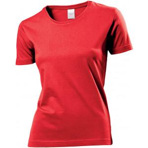 Tričko STEDMAN CLASSIC WOMEN červená S