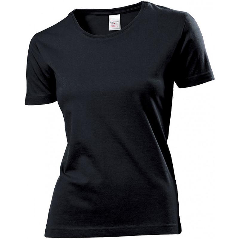 Tričko STEDMAN CLASSIC WOMEN čierna XXL