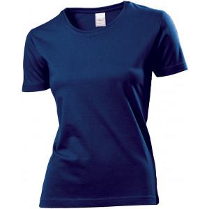 Tričko STEDMAN CLASSIC WOMEN námornícka modrá L