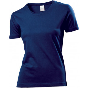 Tričko STEDMAN CLASSIC WOMEN námornícka modrá M