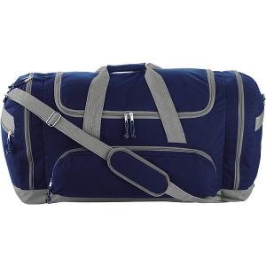 TUVALU športová/cestovná taška, modrá