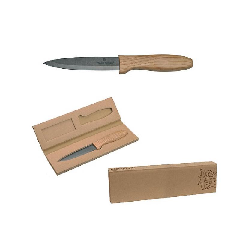 Vanilla Season FUKUI Keramický nôž, dĺžka čepele 13cm
