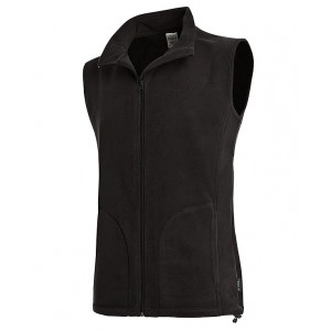 Vesta STEDMAN ACTIVE FLEECE VEST MEN čierna L