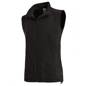 Vesta STEDMAN ACTIVE FLEECE VEST MEN čierna M