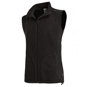 Vesta STEDMAN ACTIVE FLEECE VEST MEN čierna XL