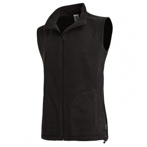 Vesta STEDMAN ACTIVE FLEECE VEST MEN čierna XXL